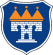 Logo powiatu opatowskiego