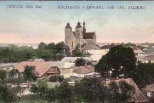 Kolegiata Opatowska