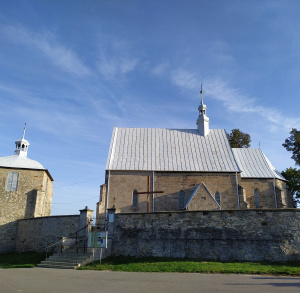 Kościół p.w. Św. Idziego w Ptkanowie