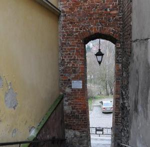 Zamek Krzyżtopór w Ujeździe.