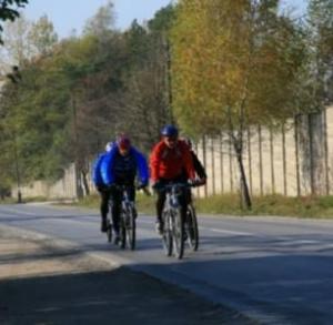 Transwojewódzki szlak rowerowy Berlin - Lwów.
