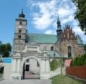Kolegiata p.w. Św. Marcina Biskupa w Opatowie