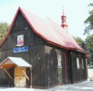 Kościół p.w. Św. Teresy od Dzieciątka Jezus w Stodołach