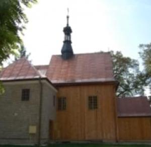 Kościół p.w. Św. Mikołaja Biskupa w Gierczycach