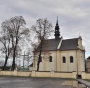 Kościół p.w. Św Apostołów Piotra i Pawła w Bidzinach