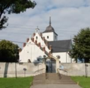 Kościół p.w. św. Jana Chrzciciela Włostowie