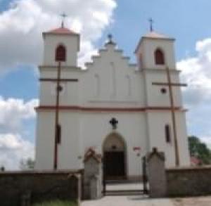 Kościół p.w. św. Benedykta w Modliborzycach