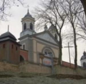 Kościół p.w. Św. Stanisława Biskupa i Męczennika w Ożarowie