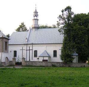 Kościół p.w. Św. Bartłomieja w Strzyżowicach