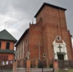 Kościół p.w. św. Michała Archanioła w Lasocinie