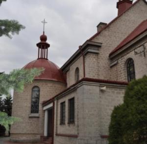 Kościół p.w. MB Wniebowziętej w Malicach Kościelnych