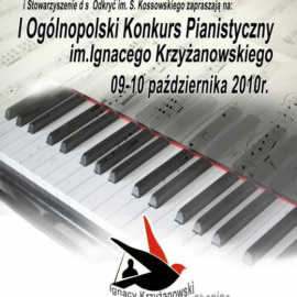 Ogólnopolski Festiwal Pianistyczny zakończony