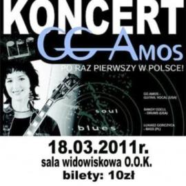 Koncert G.G. AMOS