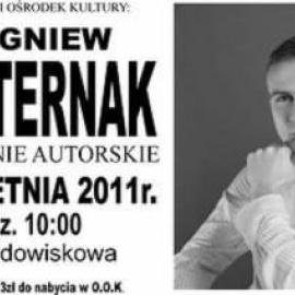 Spotkanie ze Zbigniewem Masternakiem