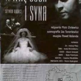 Aktorzy Teatru im. S. Żeromskiego w Opatowie