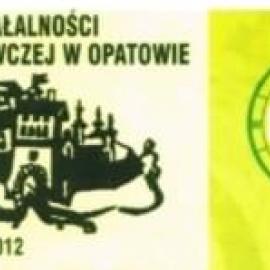 """""""Z Dziejów  Krajoznastwa Na Ziemi Opatowskiej"""""""