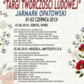 Jarmark Opatowski