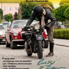 ZAPROSZENIE na - I Opatowski Zlot Pojazdów Dawnych - 24.08.2014 r. - Warto zobaczyć !