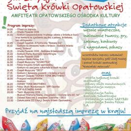 III Święto Krówki Opatowskiej